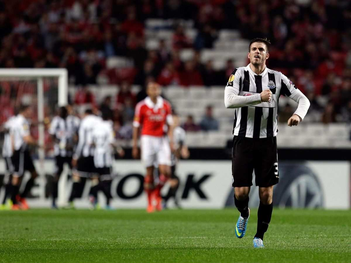 NUFC Hotspot Discussion Benfica Santon