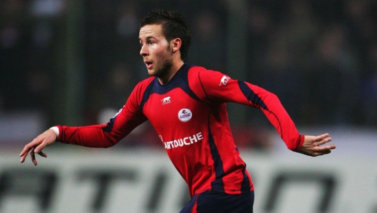 NUFC Hotspot Yohan Cabaye Lille Early Career
