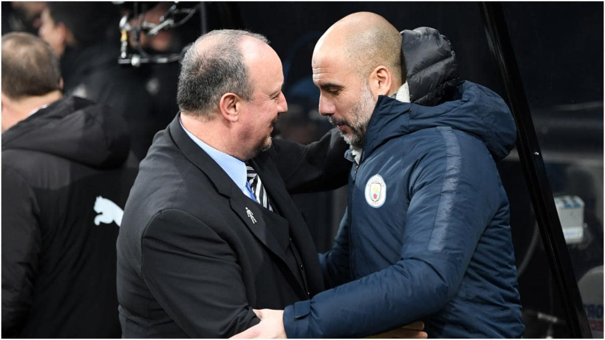 NUFC Hotspot Benitez Pep Previous 3 Points Newcastle Man City