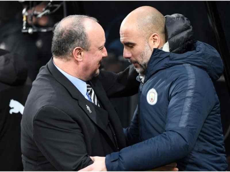 NUFC Hotspot Benitez Pep Previous 3 Points Newcastle Man City