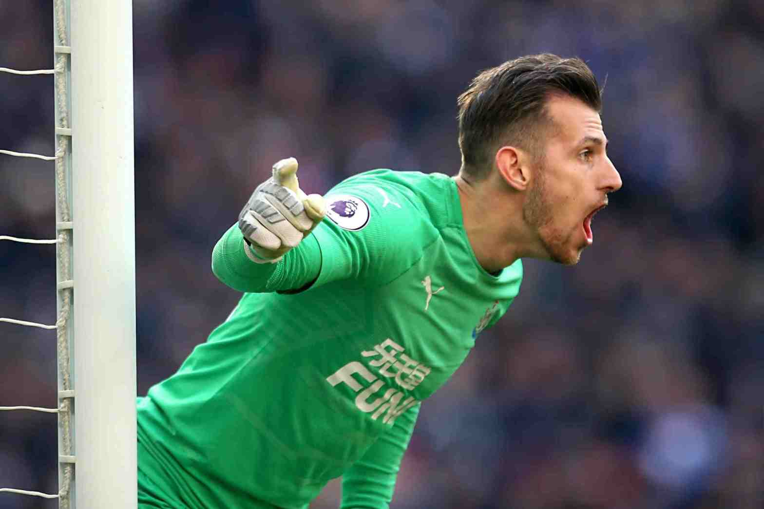 NUFC Hotspot Dubravka Player Insight Feature