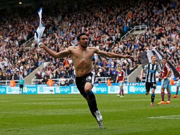 NUFC Hotspot Gutierez Goal West Ham Where are they now