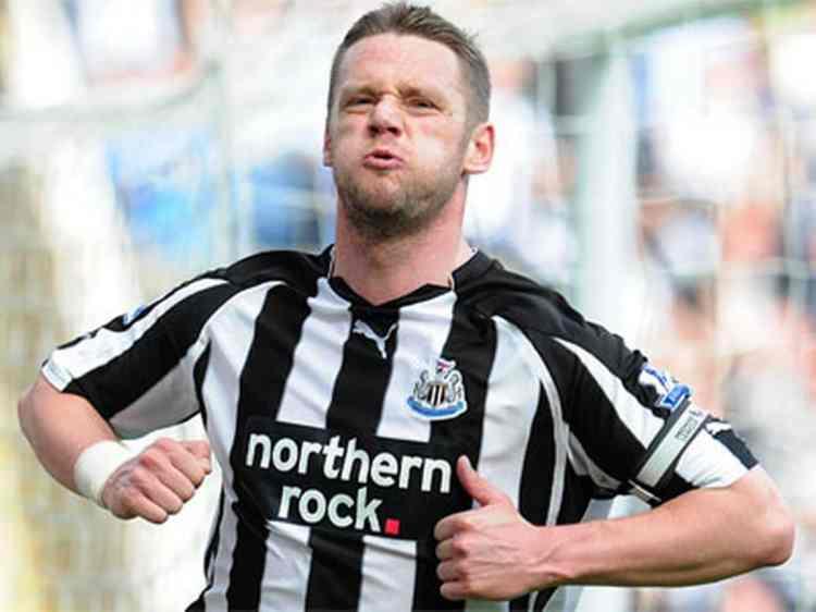 NUFC Hotspot Kevin Nolan Newcastle Aston Villa
