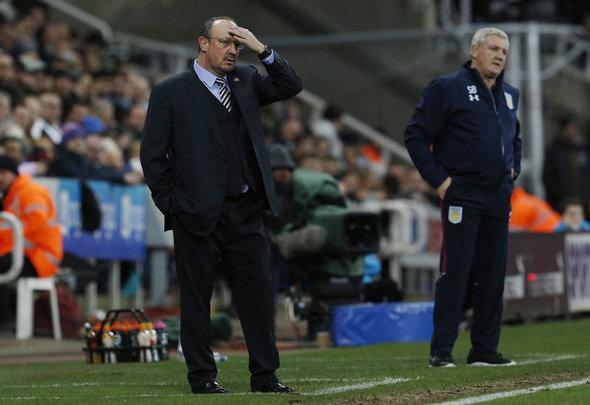 NUFC Hotspot Opinions Rafa Benitez Steve Bruce