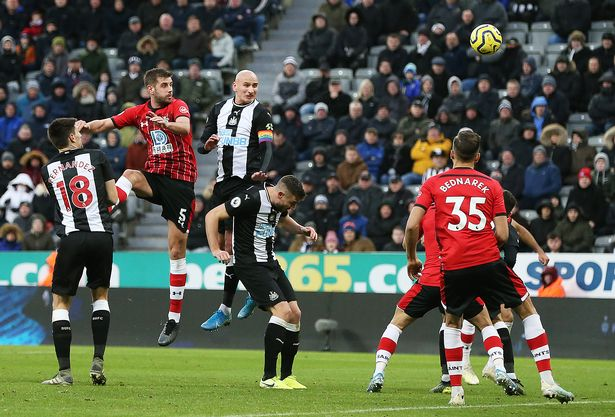NUFC Hotspot Shelvey Goal Previous 3 Points Southampton