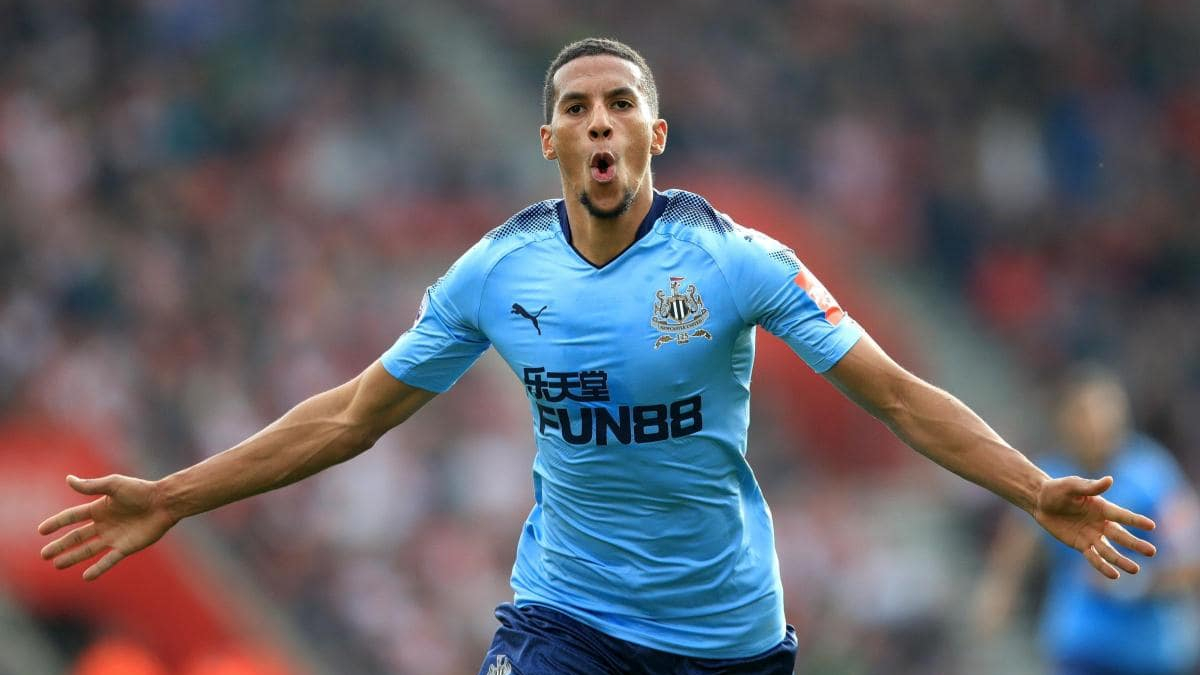 Isaac Hayden Newcastle NUFC Hotspot Player Insight Feature