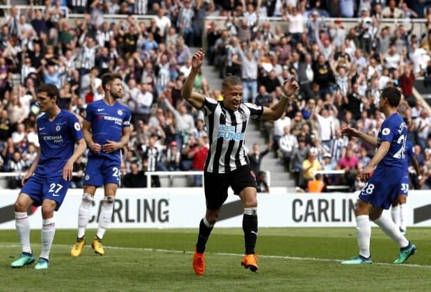NUFC Hotspot Newcastle 3-0 Chelsea Dwight Gayle