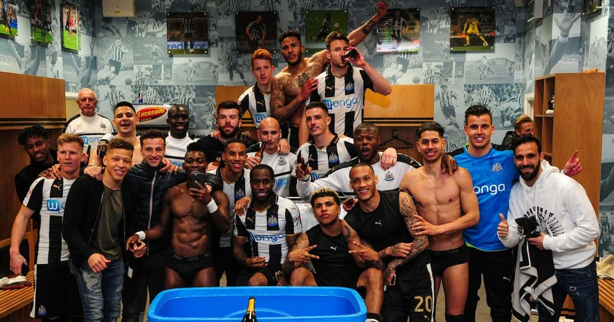 NUFC Hotspot Newcastle End of Season