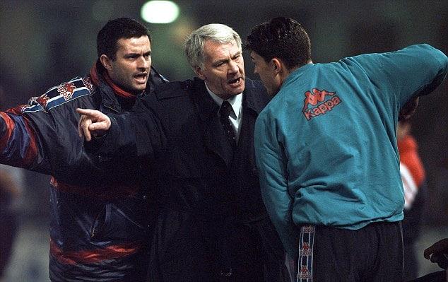 NUFC Hotspot Newcastle Mourinho Bobby Robson
