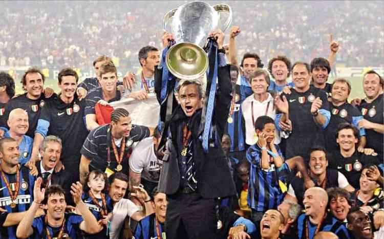 NUFC Hotspot Newcastle Mourinho Inter Milan Champions League