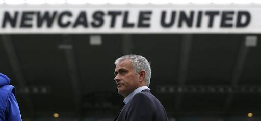 NUFC Hotspot Newcastle Mourinho St James Park