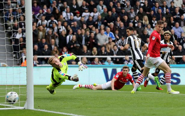 NUFC Hotspot Perez Newcastle 3-0 Barnsley