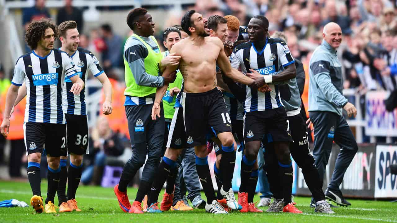 NUFC Hotspot Previous 3 Points West Ham