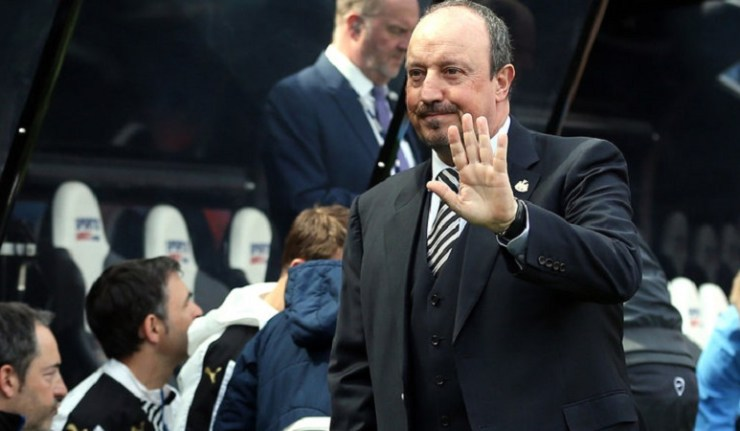 NUFC Hotspot Rafa Benitez Departure Newcastle