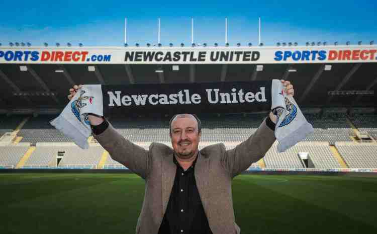 NUFC Hotspot Rafa Benitez Newcastle