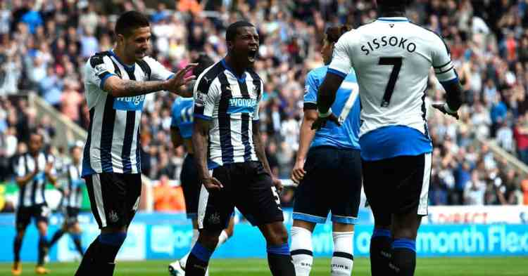 NUFC Hotspot Wijnaldum Newcastle 5-1 Tottenham