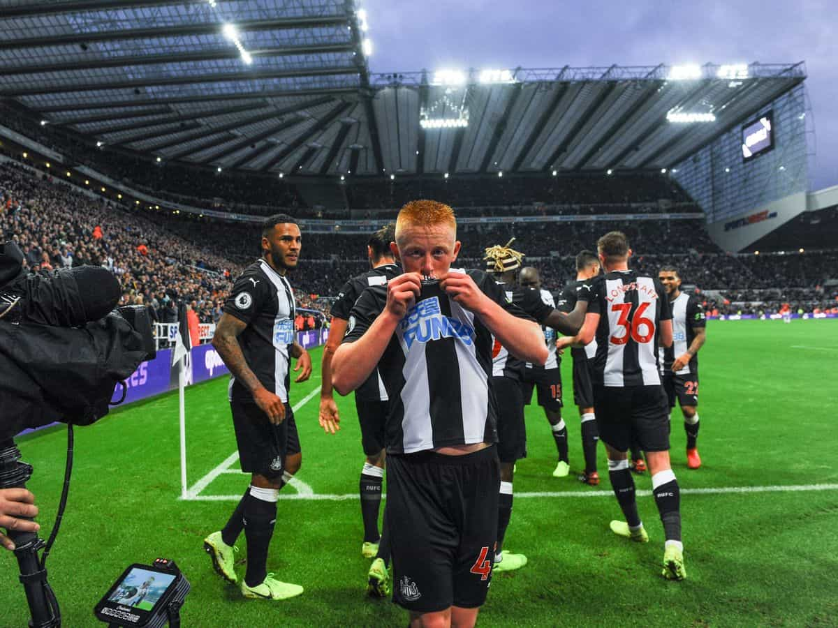 NUFC Hotspot Matty Longstaff Featured Image
